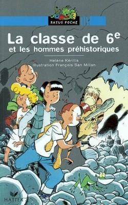 La classe de 6° et les hommes préhistoriques